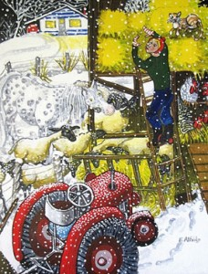 Alfoldy_Dinner-Time-acrylic-.-14-in-h.-x-11-in-