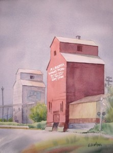 Gidman_Watercolour-Alberta-Wheat-Pool