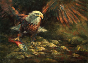 Sharon-Bamber,Staking-A-Claim,18x24,soft-pastel